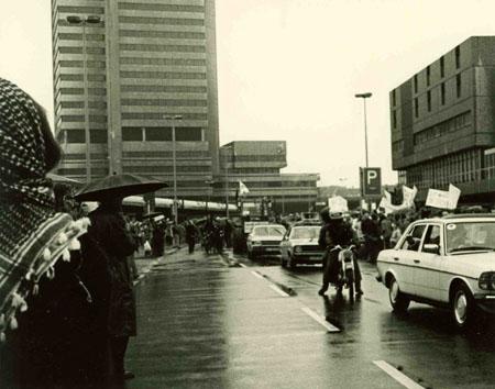Großdemonstration gegen Atomkraft in Hannover