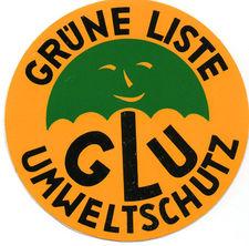 1977, Logo Grüne Liste Umweltschutz