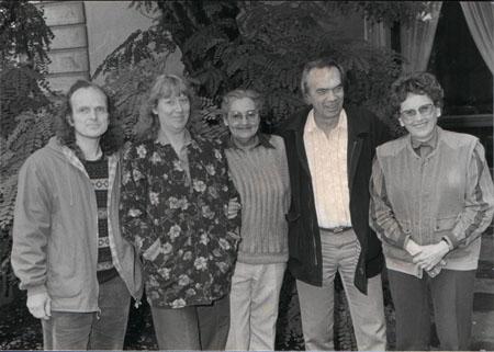 1987, Niedersächsische Bundestagsabgeordnete