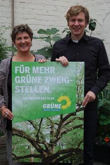 Anja Piel und Jan Haude
