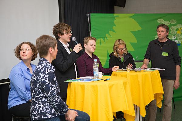 Themenkonferenz Umwelt, Klima, Arbeit zum Landtagswahlprogramm