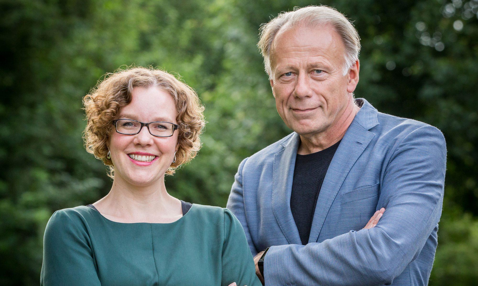 Julia Verlinden und Jürgen Trittin, Ankündigung Wahlkampfhöhepunkt