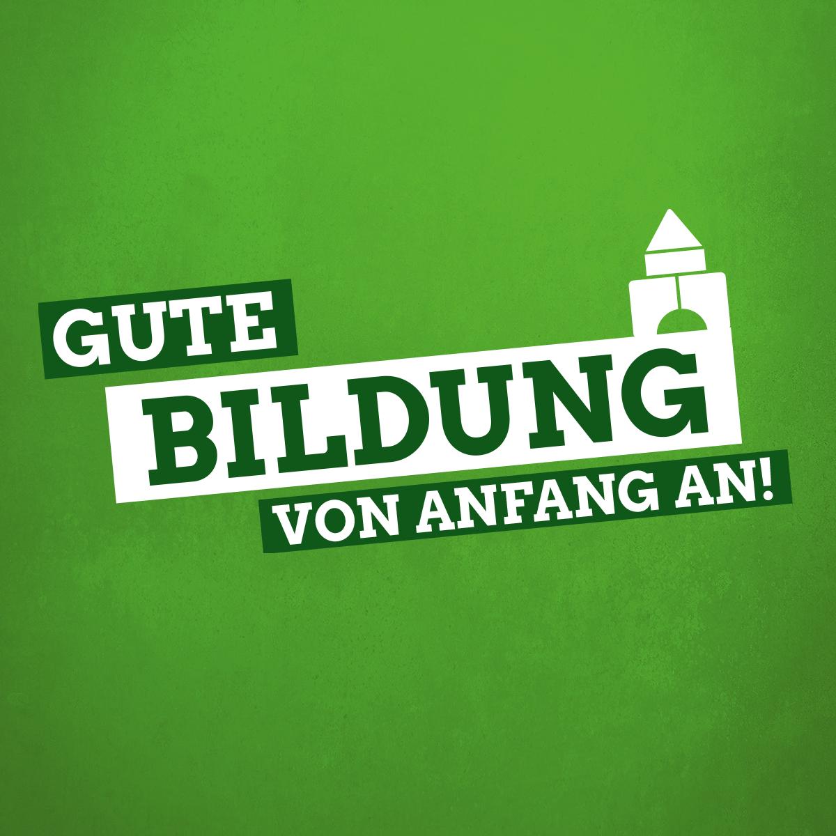 Gute Bildung in Niedersachsen von Anfang an