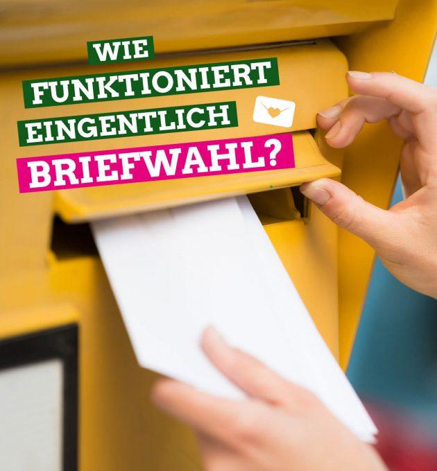 Wie funktioniert eigentlich Briefwahl in Niedersachsen?