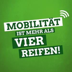 Mobilität ist mehr als vier Reifen: Für einen modernen Verkehr in Niedersachsen.