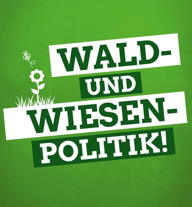 Wald-und-Wiesenpolitik für Umwelt- und Naturschutz in Niedersachsen