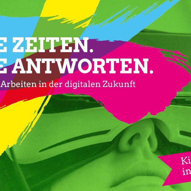 Lernen und Arbeiten in der digitalen Zukunft
