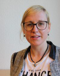 Nadja Weippert, Landesvorstand, frauenpolitische Sprecherin