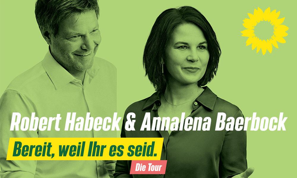 Annalena Baerbock spricht auf dem Schlossplatz (Oldb.) @ Schlossplatz Oldenburg